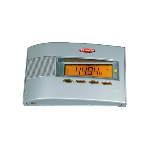 Fronius Ig Personal Display Monitor Multiple Inverters Lcd