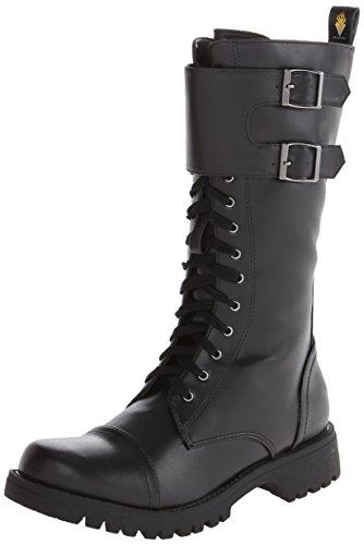 Volatile Women'S Tank Boot,Black,8 B Us front-499958