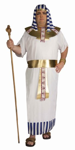 Forum Novelties Men's Plus-Size Plus Size Pharaoh Costume