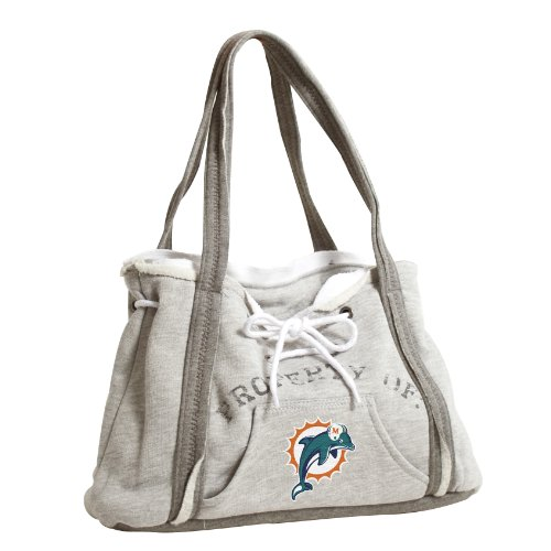 NFL Miami Dolphins Hoodie Purse at Amazon.com