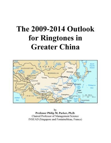 The 2009-2014 Outlook for Ringtones in Greater China