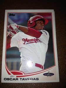 2013 Topps Pro Debut St. Louis Cardinals Team Set 7 Cards Oscar Taveras MINT by Topps