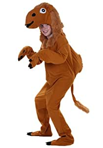 Big Boys' Child Camel Costume