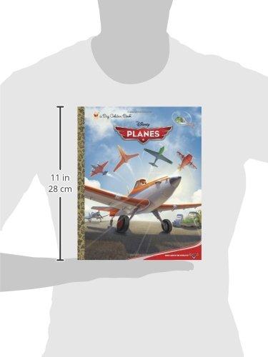 Disney Planes (Big Golden Books)