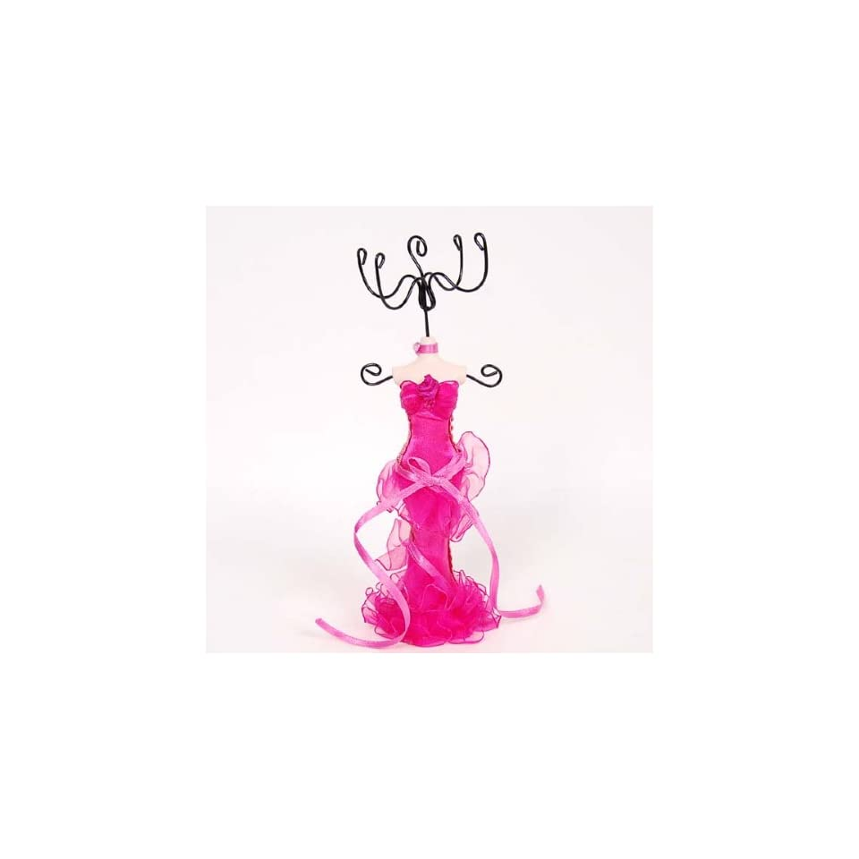 Mannequin Jewelry Necklace Display Stand Holder