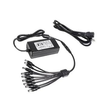 Q-SEE QS12500MA 500MA CAMERA POWER 12V ADAPTER