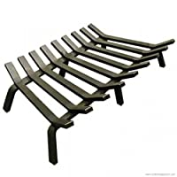 36'' Lifetime Fireplace Grate - Extra He...