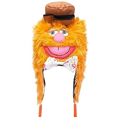 Muppets - Furry Fozzie Big Face Peruvian Hat