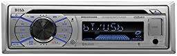 BOSS AUDIO MR508UABS Single-Din, Marine, MP3, CD, AM/FM Receiver
