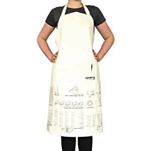 Apron Guide - Kitchen Aid Printed On Your Apron!
