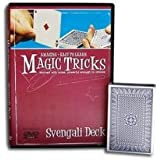 Amazing Easy to Learn Magic Tricks with a Svengali Deck - includes DVD and Deck