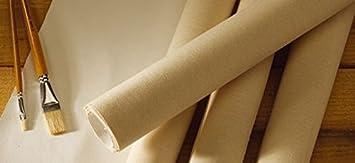 "Camel Professional Cotton Canvas Rolls 48"" X 5 MTR ( Medium Grain )"