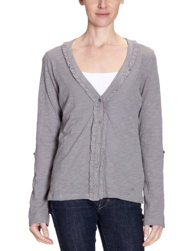 Tom Tailor Women's Feminine Frill Cardigan