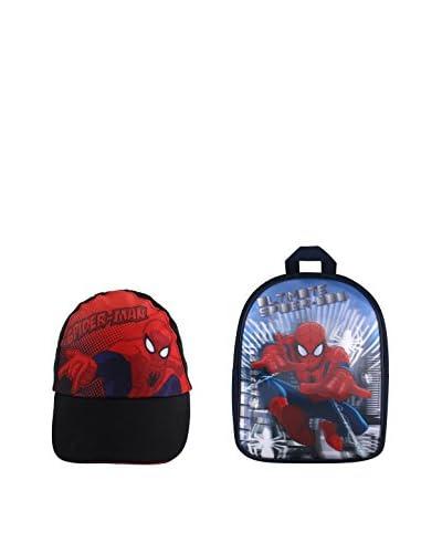 ZZ-Marvel Mochila Pack x2