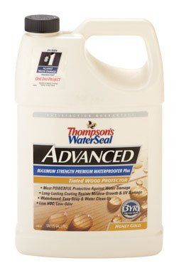 Thompsons TH.A21721-16 Low VOC Advanced Waterproofing Wood Protector