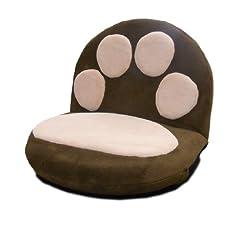 低反発肉球座椅子 NQM-ピケDBR