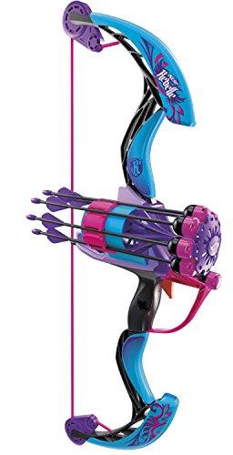 Rebelle - Arrow Revolution Bow, juego de aire libre (Hasbro B1696)