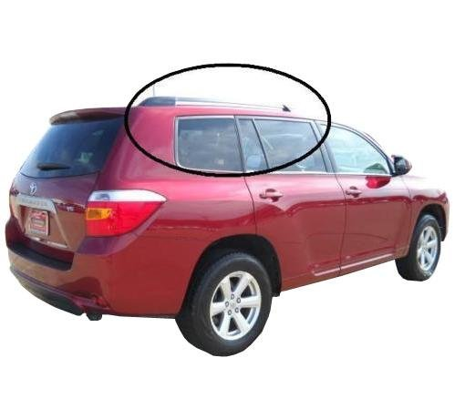 Toyota Highlander Side Roof Rack Rails OE Style 2008-2010