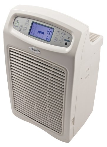 Whirlpool® APR25530L Whispure 190-CADR Electronic Air Purifier with True HEPA Filter (Air Purifier For Tobacco Smoke compare prices)