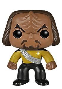 5 X Funko POP TV: Star Trek The Next Generation - Worf Action Figure