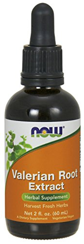 Now Foods Valerian Root Extract, 2-Ounce