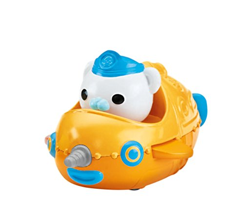Fisher-Price Octonauts Gup Speeders Gup-S Toy