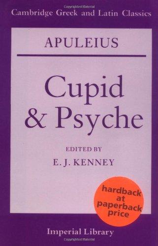Apuleius: Cupid and Psyche (Cambridge Greek and Latin...