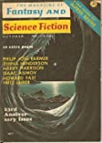 img - for The Magazine of FANTASY AND SCIENCE FICTION (F&SF): October, Oct. 1972 book / textbook / text book