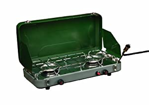 Century Matchless 2-Burner High Output Propane Stove by Century Tool