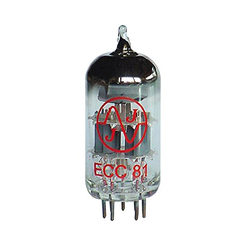 JJ Electronics T-12AT7-JJ Vacuum Tube ECC81 Electric Guitar Power Amplifier
