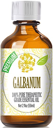 Galbanum (60ml) 100% Pure, Best Therapeutic Grade Essential Oil - 60ml / 2 (oz) Ounces