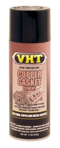 High Temperature Mortar : Vht grand sales sp a copper gasket cement can oz