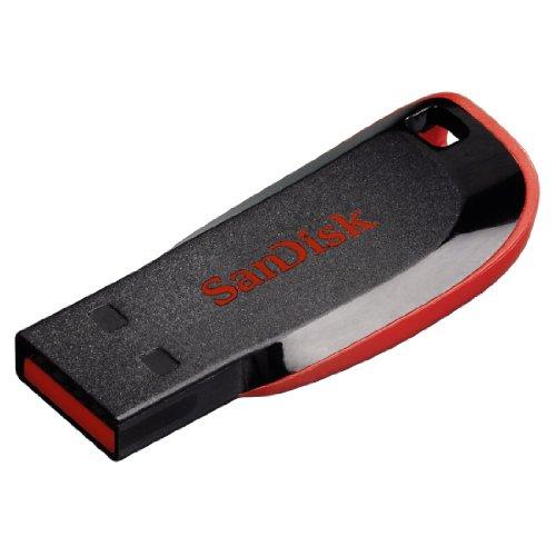 SanDisk 64GB Cruzer Blade USB Flash Drive