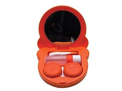 Bear Design Portable Contact Lens Case Travel Kit