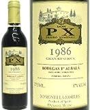 [Toro Albala] トロ・アルバラ、ドン・ペーエキス 1986 グラン・リゼルバ 375ml/スペイン酒精強化ワイン。極甘口