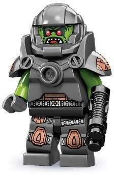 Lego 71000 Series 9 Minifigure Alien Avenger - 1