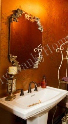 Victorian Style Bathroom Vanity front-210508