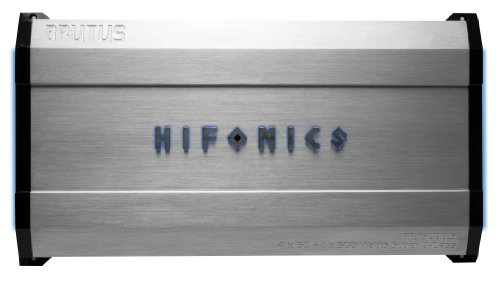 Hifonics Brx5000.5 Brutus Vehicle Multi-Channel Amplifier
