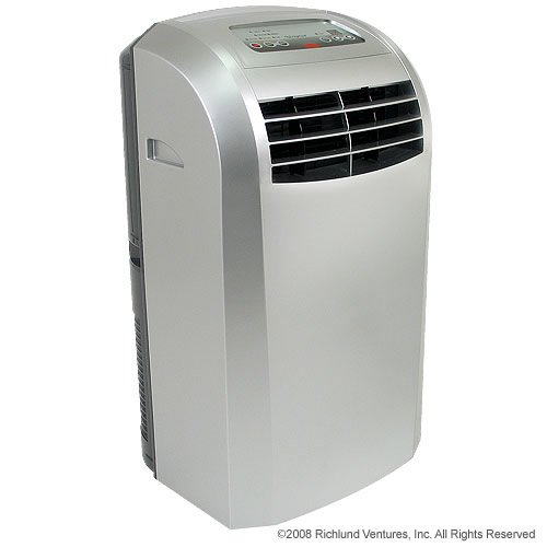 12,000 BTU Portable Air Conditioner Dehumidifier Fan - EdgeStar