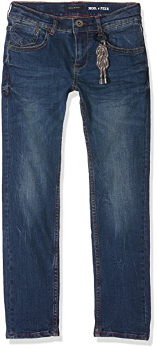 Marc O' Polo Kids Hose, Jeans Bambino, Blau (Superstone Dirty Denim|Blue 0028), 11 Anni
