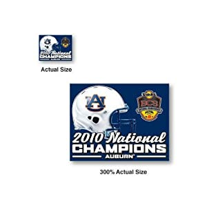 Auburn Tigers Official NCAA 1 Lapel Pin by WinCraft