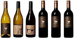 PNW Mixed Pack, 6 x 750 mL Wine