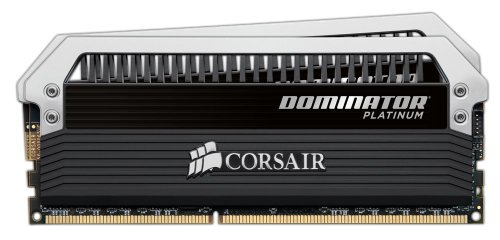 Corsair Dominator Platinum 8GB (2x4GB)  DDR3 1600 MHz (PC3 12800) Desktop Memory (Ez Pull Can Crusher compare prices)