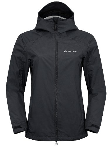 VAUDE Damen Jacke Women's Yaras Jacket, Black, 38, 04935 -