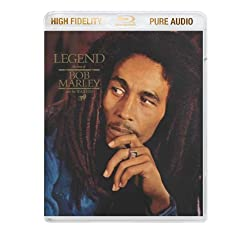 Legend - High Fidelity Pure Audio Blu-Ray (No Video Content)