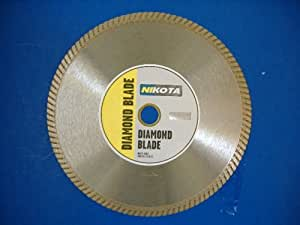"Diamond Saw Blade, 7"", 5/8"" bushing, Nikota, New"