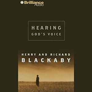 Hearing God's Voice | [Henry Blackaby, Richard Blackaby]