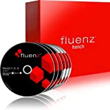 Fluenz Version F2: French 1+2+3+4+5 with supplemental Audio CDs and Podcasts
