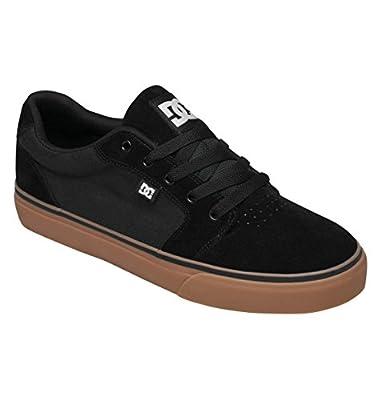 DC Men's Anvil Action Sports Shoe,Black/Gum,11 M US