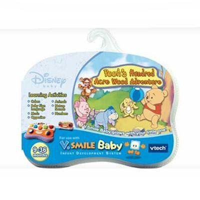 Vtech - V.Smile Baby - Pooh'S Hundred Acre Wood Adventure front-1077162